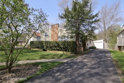 Highland Park Single Family Home For Sale: 1236 Ferndale Avenue