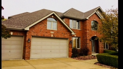 Orland Park Single Family Home Price Change: 10548 Great Egret Drive