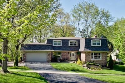 Lake Forest Single Family Home For Sale: 715 Morningside Drive