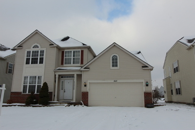 Romeoville Single Family Home For Sale: 1612 Aster Drive