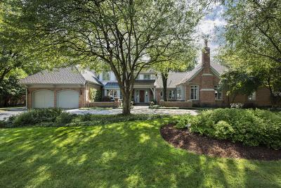 Winnetka Single Family Home For Sale: 830 Glen Oak Drive