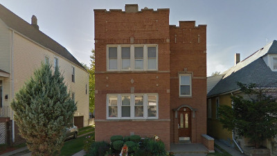 Chicago Multi Family Home Re-Activated