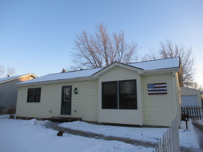 Single Family Home For Sale: 614 Cherrywood Drive