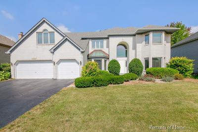 Naperville IL Single Family Home New: $629,000