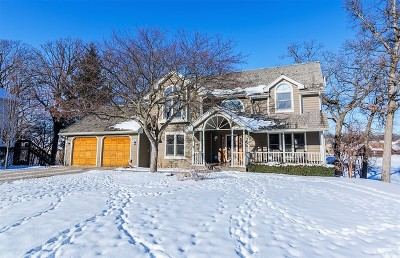 Bartlett Single Family Home For Sale: 1587 Far Hills Drive