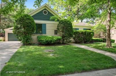 Skokie Single Family Home For Sale: 5341 George Street