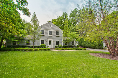 Lake Forest Single Family Home For Sale: 855 Longwood Drive