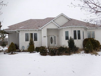 Harvard Single Family Home For Sale: 17620 Green Road