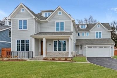 Wilmette Single Family Home For Sale: 442 Wilmette Circle