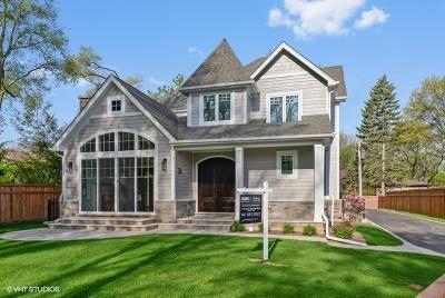 Wilmette Single Family Home For Sale: 431 Wilmette Circle