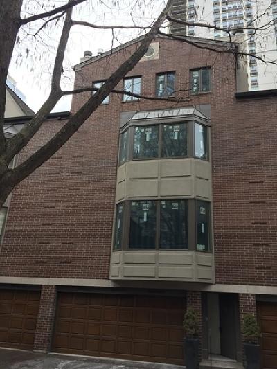 Chicago IL Condo/Townhouse New: $1,750,000