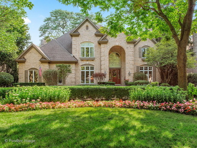 Hinsdale Single Family Home For Sale: 831 South Elm Street