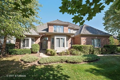 South Elgin Single Family Home Price Change: 532 Waters Edge Drive
