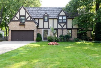 Highland Park Single Family Home For Sale: 237 Lakeside Place