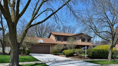 Naperville Single Family Home For Sale: 418 Robin Hill Drive