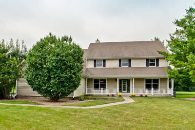 Mundelein Single Family Home Re-Activated: 19465 West Aspen Drive