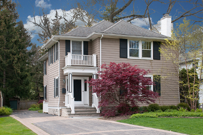 Lake Forest Single Family Home For Sale: 299 Rose Terrace