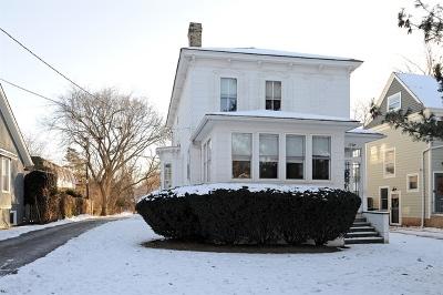 Wilmette Multi Family Home For Sale: 1937 Wilmette Avenue