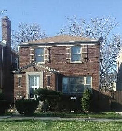 Single Family Home Re-Activated: 9404 South Michigan Avenue