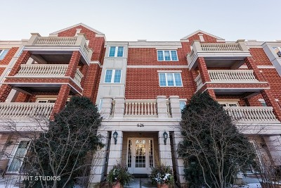 Highland Park Condo/Townhouse For Sale: 626 Homewood Road #106