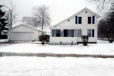 Elburn Single Family Home Price Change: 200 South 1st Street