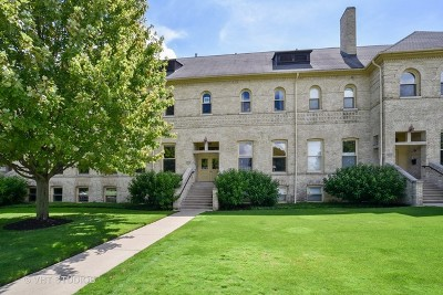 Highland Park Condo/Townhouse For Sale: 204 Leonard Wood S #104