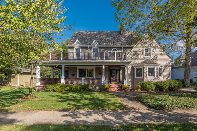 Glen Ellyn Single Family Home For Sale: 501 Bryant Avenue