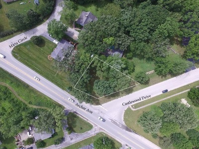 Residential Lots & Land New: 142 Castlewood Drive