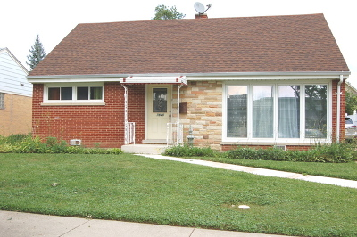 Niles Single Family Home For Sale: 7845 North Odell Avenue