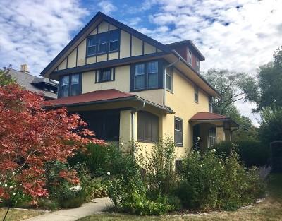 Oak Park Single Family Home For Sale: 730 Fair Oaks Avenue