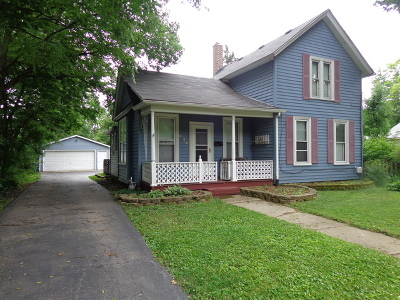 Batavia Single Family Home For Sale: 434 Cleveland Avenue