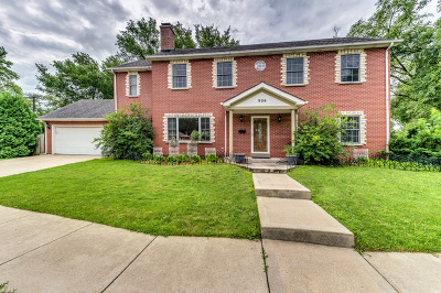 Wheaton Single Family Home For Sale: 904 East Elm Street
