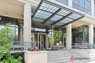 Chicago Condo/Townhouse For Sale: 900 North Kingsbury Street #851