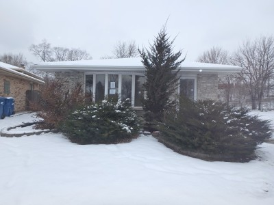 Alsip  Single Family Home For Sale: 4630 West Spencer Lane