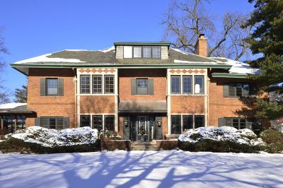 Oak Park Single Family Home For Sale: 701 Columbian Avenue