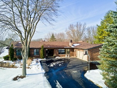 Huntley Single Family Home For Sale: 6303 Crescent Drive