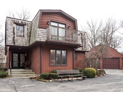 Wood Dale Single Family Home For Sale: 5n077 Wood Dale Road