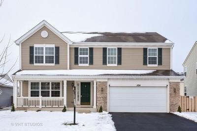 Pingree Grove Single Family Home For Sale: 1184 Daytona Way