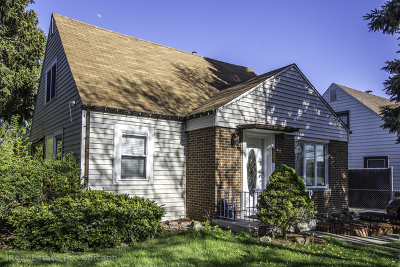 Franklin Park Single Family Home For Sale: 2509 Scott Street