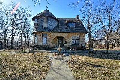 Single Family Home For Sale: 608 Morgan Street