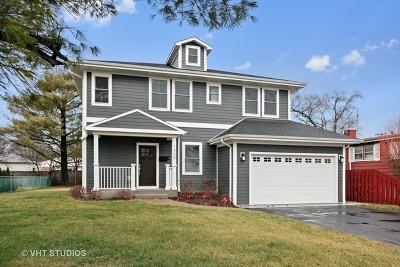 Highland Park Single Family Home New: 1350 Arbor Avenue