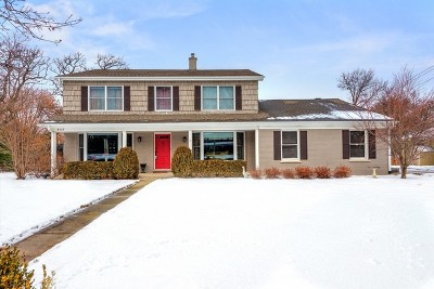 Hinsdale Single Family Home For Sale: 449 Briargate Terrace