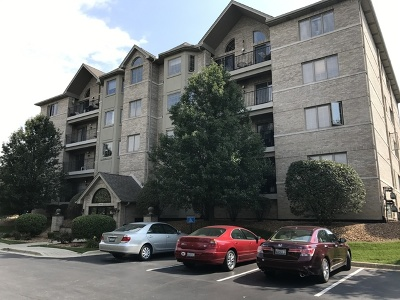 Orland Park Condo/Townhouse New: 11911 Windemere Court #304