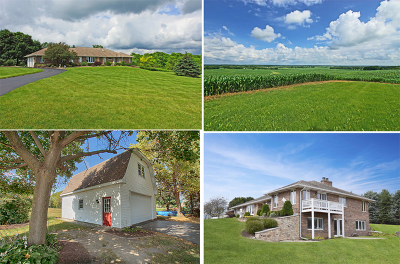 Woodstock Single Family Home For Sale: 14408 Jankowski Road