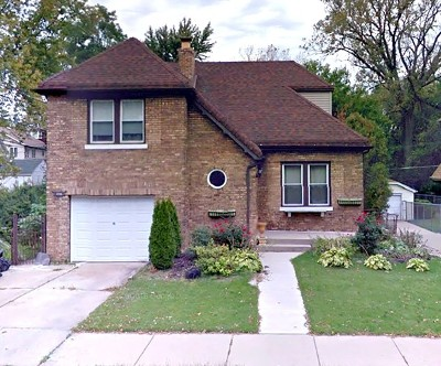 Single Family Home New: 1718 West 94th Street