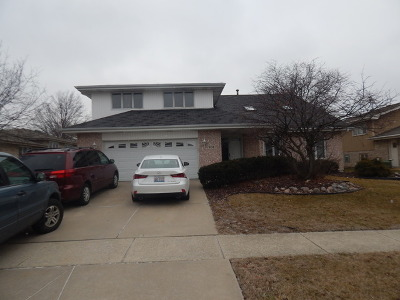 Tinley Park Single Family Home New: 9138 178th Street