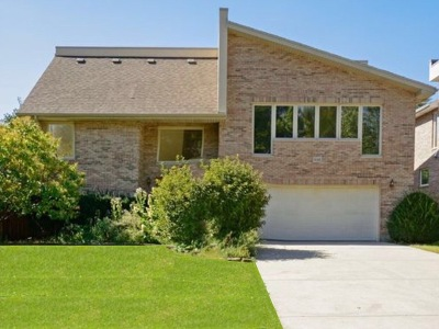 Palatine IL Single Family Home For Sale: $674,900