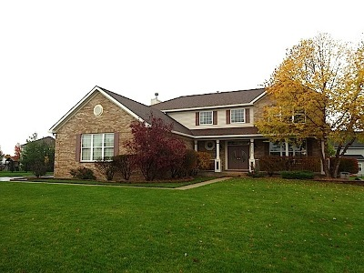 Plainfield Single Family Home New: 24526 Sand Creek Court