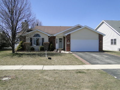 Beecher Single Family Home For Sale: 1414 Crooked Creek Drive