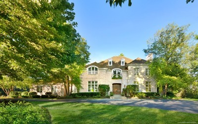Lake Forest Single Family Home New: 870 Holden Court